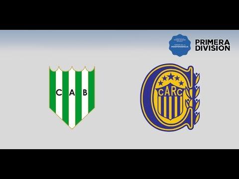 Banfield Vs. Rosario Central - EN VIVO  -  *LA MEJOR CALIDAD* - FutbolParaLiricos