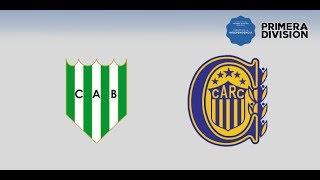 CA Banfield vs Rosario Central full match