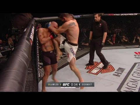 UFC 195: Robbie Lawler vs Carlos Condit (Full fight review shot by shot, photo by photo!)