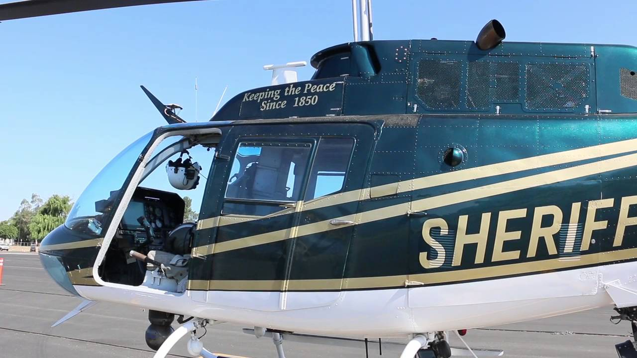 Air Support Unit – Santa Barbara County Sheriff's Office