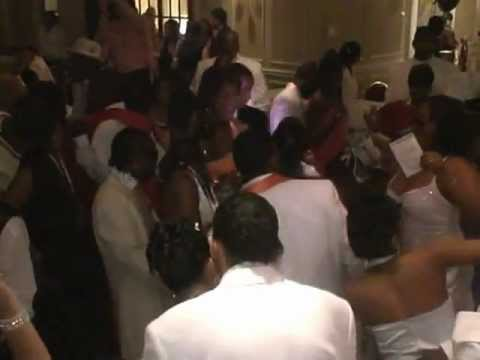AAA DIAL A DJ Chicagoland Photo Booths & Karaoke DJ's Service mixing at a High School Senior Prom