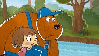 Малыши и Летающие Звери - Яйцо - Добрые мультфильмы для детей