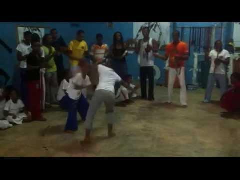 Capoeira: Brasilianische Kultur in Kapverden