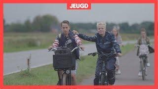 Steeds meer kinderen fietsen op een E-bike