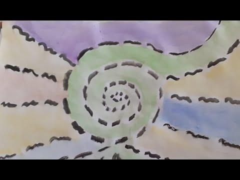 Kay Cook Runes and Rainbows Radio Interview