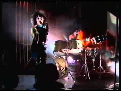 VHQ(VS) Mad Eyed Screamer - Siouxsie Sioux  Budgie (The Creatures)
