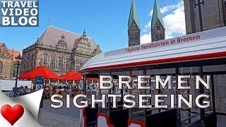 Bremen city tour with the Town Musicians electric tram - sightseeing in Bremen | Stefan Berndt