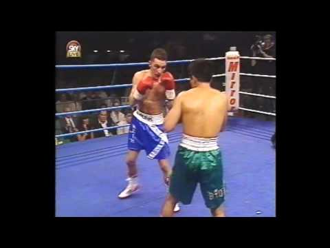 Paul Weir vs Jose Luis Velarde