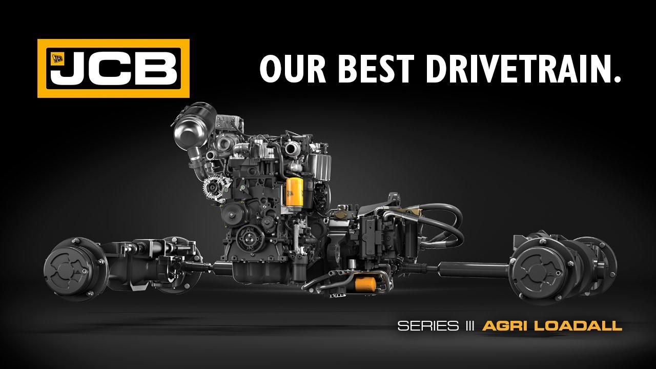 Our Best Drivetrain - JCB Series 3 AGRI Loadall Telescopic Handler ...