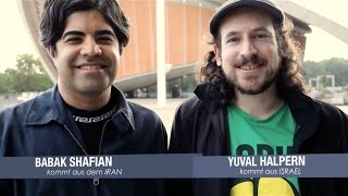 Sistanagila Iran&israel Crowdfunding Film With Subtitles