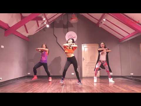 Hair | Mix Pop | Zumba Dance Workout | Zumba Fitness Vietnam| Lamita