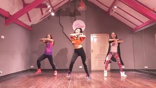 Hair | Mix Pop | Zumba Dance Workout | Zumba Fitness Vietnam| Lazum3