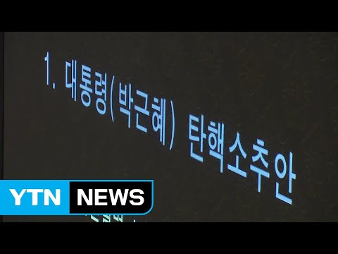 탄핵소추안 가결 1년, 한국 정치에 남긴 것 / YTN