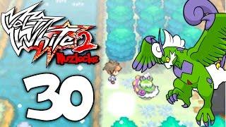 Der Traum und Shiny Tornadus-T! - Pokémon Volt White 2 Challenge Mode Nuzlocke-Run #30