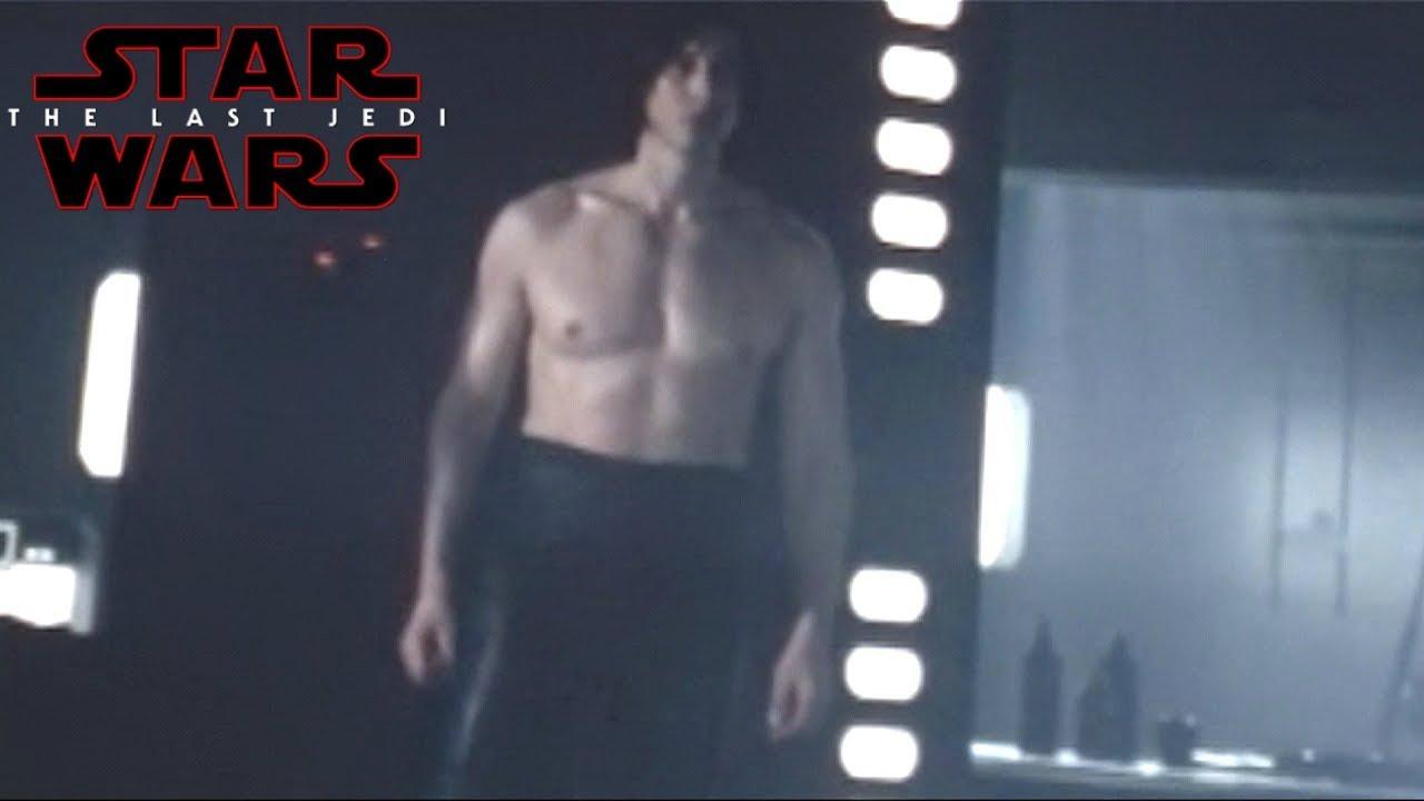 Kylo Ren Topless
