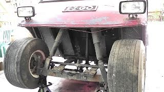 How To Build A Dune Buggy From Scratch - 006 - Golf Cart Tear-down & Salvage - Part 2