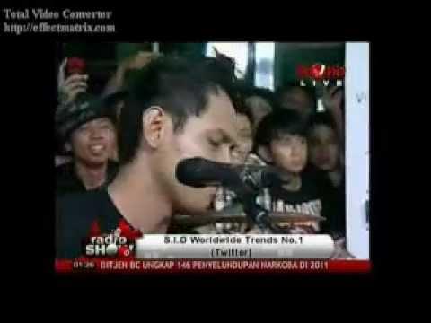 SID - Jadilah Legenda (RadioShow, TVOne)