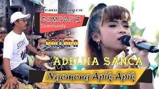 Adellia Sanca NGOMONG APIK APIK New Pallapa GEMPAR S Community