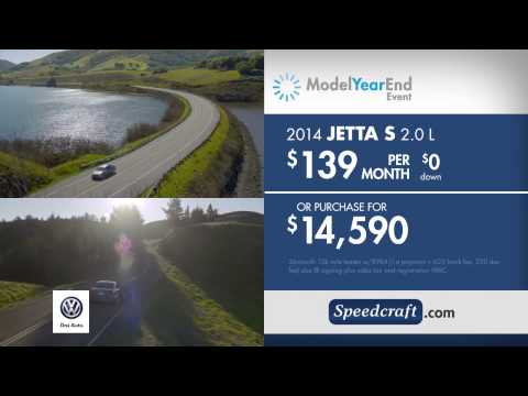 2014 VW Model Year End Clearance Event - Near Providence