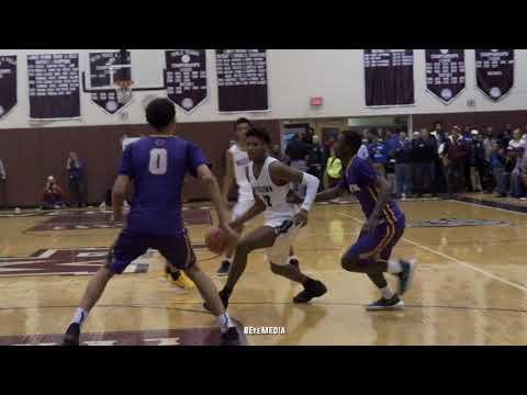 Wessttown (PA) vs Camden (NJ) at Kobe Bryant Classic 1.20.18