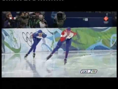 5k Ivan Skobrev Olympic Games 2010