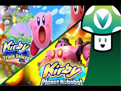 [Vinesauce] Vinny - Kirby Triple Deluxe & Planet Robobot Compilation