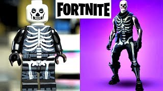Fortnite Skins Unofficial Lego Minifigures