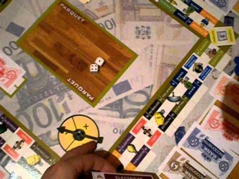 051 avi juego de mesa accionista parte i youtube for La resistencia juego de mesa