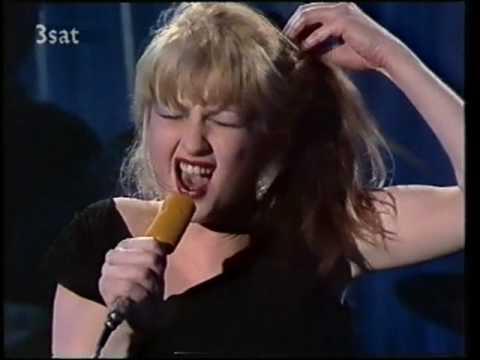 Blue Angel (Cyndi Lauper) I'm Gonna Be Strong on German TV (1980)