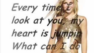 Britney Spears You drive me crazy lyrics  (Stop Remix)