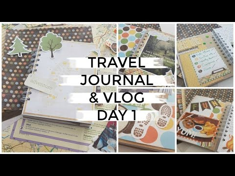 Travel Journal Series #2 // Documenting My Hiking Trip // Day 1 - Process Video & Vlog