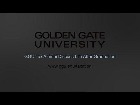 GGU Tax Alumni Discuss Life Af...