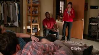 New Girl: Nick & Jess 1x19 #3 (Schmidt: Nick told me it happened to him like a bunch...)