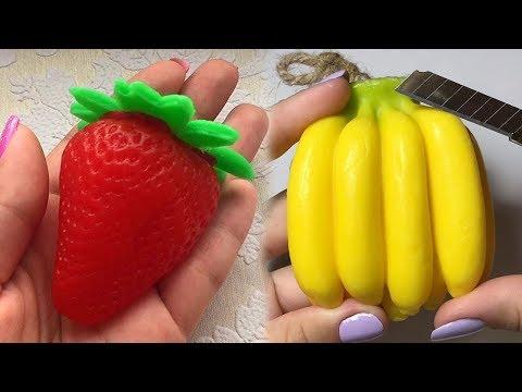 Soap Carving ASMR ! Relaxing Sounds ! (no Talking) Satisfying ASMR Video | P63