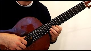 Habanera from Carmen: Solo Classical Guitar Cover