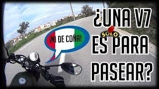 MOTO GUZZI V7 III - ¡¡SORPRESÓN PARA EL A2!!
