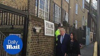Boris Johnson and Marina Wheeler divorce after 25 years