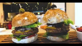 Make your own slider burgers!