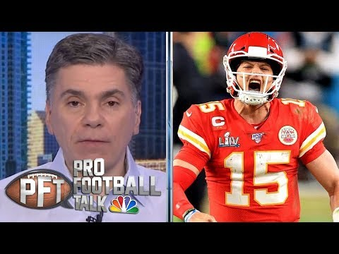 Patrick Mahomes comes up clutch as Jimmy Garoppolo can't deliver   Pro Football Talk   NBC Sports