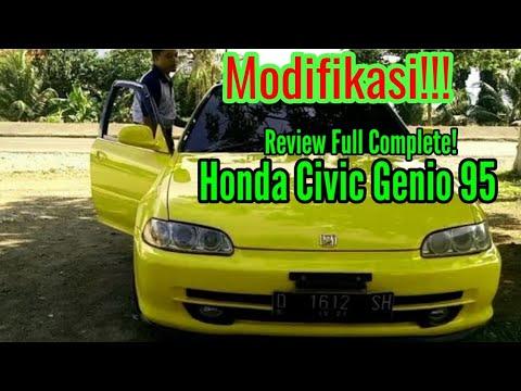 Review Mobil Honda Civic Genio 1995 Full Complete