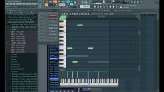 Скачать Делаем бит с нуля в FL Studio 12 FLP проект Making A Trap Beat From Scratch FL Studio FLP