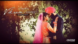Vikram + Ravneet Wedding Highlights