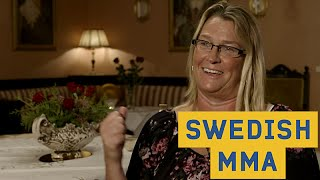 Alexander Gustafsson's mother on the time she nearly punched Jon Jones in the face
