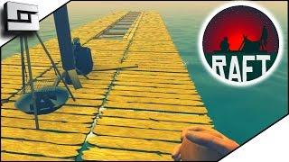 stranded on a raft raft gameplay ep 1   sl1pg8r