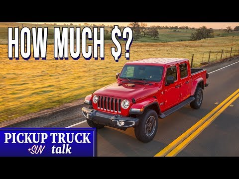 2020 Jeep Gladiator Pricing is Out - How Does It Compare?