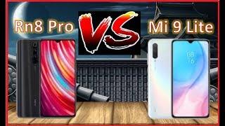 Redmi note 8 pro VS Mi 9 Lite/ Podra Xiaomi ganarle a su Sub marca ???