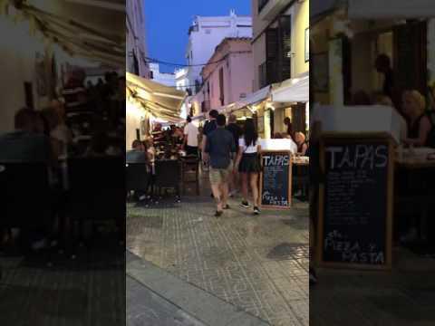 Ibiza 17 - old town
