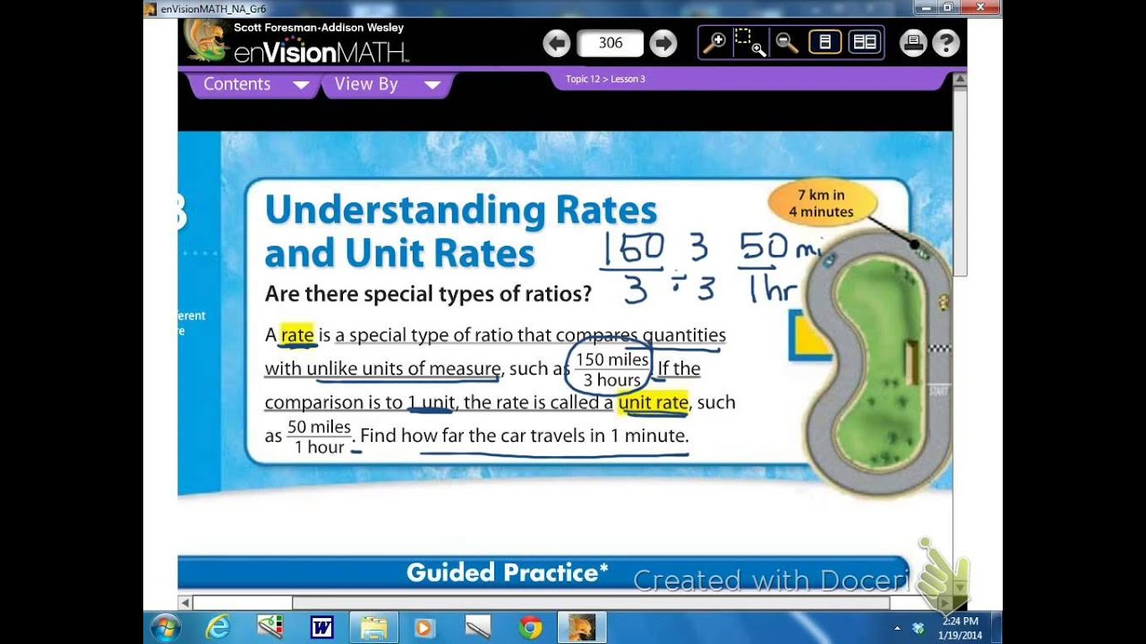 123 Understanding Rates Unit Rates YouTube – Comparing Unit Rates Worksheet