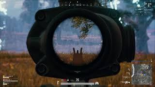 PUBG: 3 Man Squad Dinner