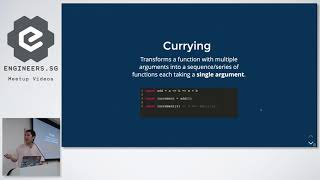 Functional JavaScript with Ramda.js -  ReactJS Meetup May 2019 - ReactJS Singapore
